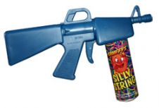 Silly String Gun